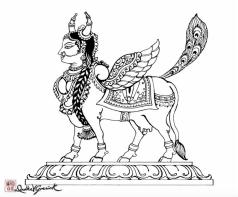 kamadhenu drdha gorrick mendrilla yantra dress inspiration